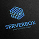 Server Box Logo - GraphicRiver Item for Sale