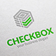 Check Box Logo - GraphicRiver Item for Sale