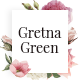 Gretna Green - Theme for Wedding Planners and Celebrations - ThemeForest Item for Sale