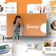 Gracius Google Slide Presentation Template - GraphicRiver Item for Sale