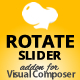 Rotate Slider Addon for WPBakery Page Builder (formerly Visual Composer) - CodeCanyon Item for Sale
