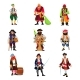 Pirate Characters - GraphicRiver Item for Sale