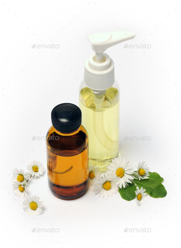 body care products - Stock Photo - Images