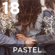 Free Download 18 Pro Bright & Pastel Presets Nulled