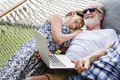 Lovely mature couple on romantic vacation - PhotoDune Item for Sale