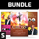 Church Flyer Bundle Vol. 55