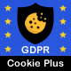 Free Download Cookie Plus - GDPR Cookie Consent Solution for WordPress Nulled