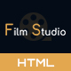 Film Studio - Movie Production, Film studio, Creative & Entertainment HTML Template - ThemeForest Item for Sale