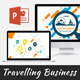 Free Download Travelling Business Powerpoint Template Nulled