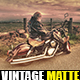 Free Download Vintage Matte Photoshop Action Nulled