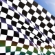 Checkered Race Flag Waving - VideoHive Item for Sale