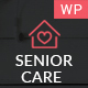 Senior Care - Elder Citizen Support WordPress Theme - ThemeForest Item for Sale