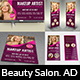 Beauty Center Advertising Bundle Vol.2 - GraphicRiver Item for Sale