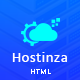 Hostinza - Isometric Web Hosting, Domain and WHMCS Html Hosting Template - ThemeForest Item for Sale