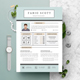 Free Download Modern Resume & Cover Letter Template Nulled