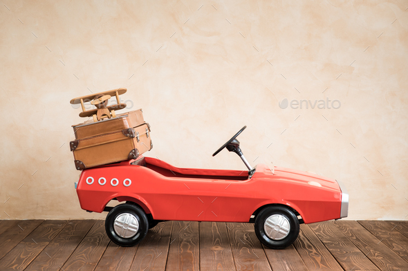 Summer vacation and travel concept - Stock Photo - Images