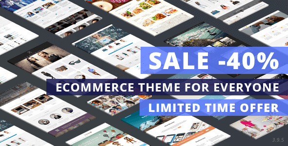 Blaszok eCommerce Theme - WooCommerce eCommerce