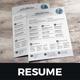 Resume & Cover Letter Design v2 - GraphicRiver Item for Sale