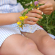 Woman Hands and Flowers - VideoHive Item for Sale