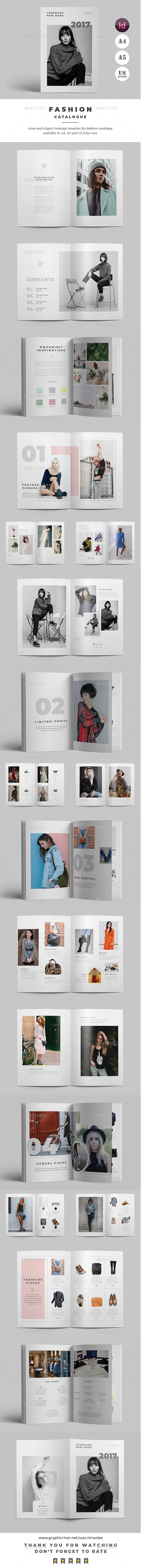 Fashion Catalogue - Catalogs Brochures