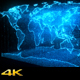 Earth Map Hologram - VideoHive Item for Sale