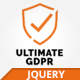 Free Download Ultimate GDPR Compliance jQuery Toolkit Nulled
