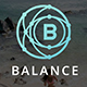 Free Download Balance Creative & Model Keynote Template Nulled