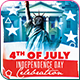 4th of July Flyer/Poster - GraphicRiver Item for Sale