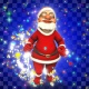 3D Santa Walk Confetti (Alpha Pack) - VideoHive Item for Sale