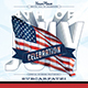4th of July Flyer / Poster - GraphicRiver Item for Sale