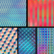 Display Patterns Gradient Loop vol.1 - VideoHive Item for Sale