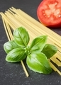 Basil Leaves and other Ingredients - PhotoDune Item for Sale