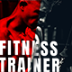 Personal Fitness Trainer – Social Media Kit - GraphicRiver Item for Sale
