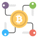 240 Bitcoin and Cryptocurrency Icon - GraphicRiver Item for Sale
