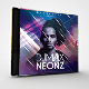 Dj Max Neonz Photoshop CD/DVD Template