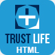 Free Download Trustlife - Medical and Health Landing Page HTML Template Nulled