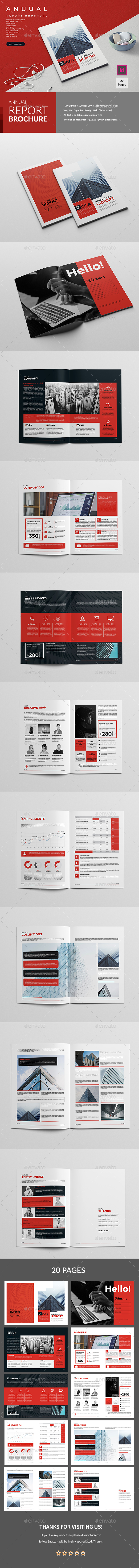 Annual Report Brochure - Corporate Brochures