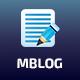 M-Blog