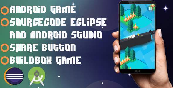 3D Cube Game: Android game-admob ads-share and easy to reskin            Nulled