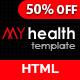 My Health - HTML5 Responsive Multi-Purpose Template - ThemeForest Item for Sale