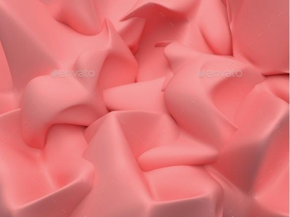 Plasticine Textured Background - 3D Backgrounds