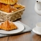 Pouring Tea Into Cup of Tea. Breakfast with Croissants - VideoHive Item for Sale