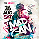 Free Download Rap Artist Concert Flyer Nulled