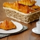 Traditional Breakfast with Fresh Croissants and Coffee - VideoHive Item for Sale