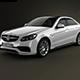 Mercedes-Benz E63 AMG - 3DOcean Item for Sale