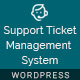 Support Ticket Management System for WordPress - CodeCanyon Item for Sale