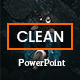 Free Download Classic - Clean Powerpoint Template 2018 Nulled