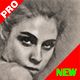Free Download NEOsketch Pencil Drawing Photoshop Action Nulled