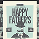 Father's Day Flyer - GraphicRiver Item for Sale