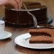 Chocolate Cake. Eating a Piece of Chocolate Mousse Cake - VideoHive Item for Sale